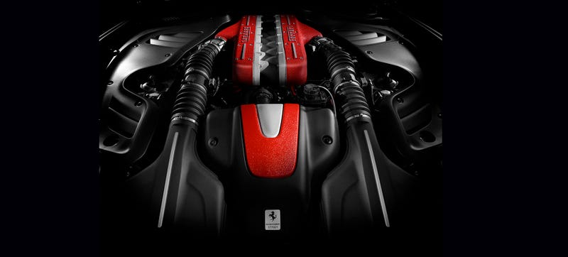 Illustration for article titled Ferrari Will Make V12 Hybrids, Won't Make V12 Turbos
