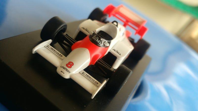 Illustration for article titled Kyosho McLaren F1 MP4/2