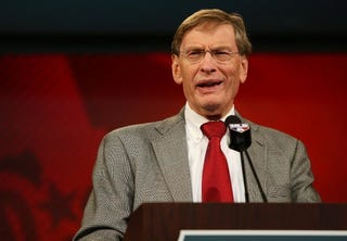 Illustration for article titled Despite Protests, Bud Selig Shows Little Signs of Moving 2011 All-Star Game From Arizona