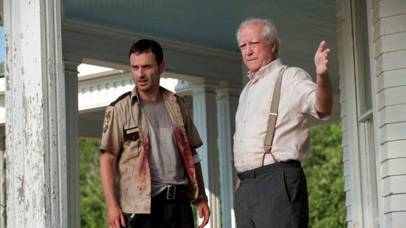 A scene from the farmhouse in season 2. Image: AMC