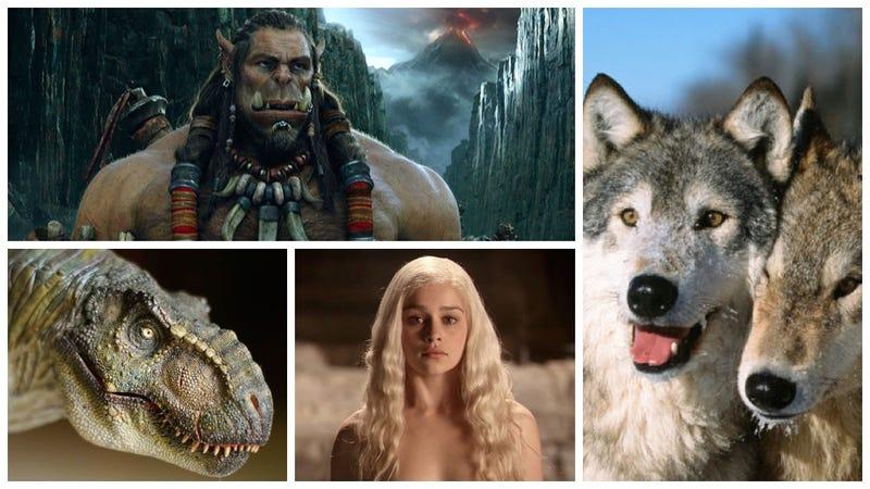 Illustration for article titled De Warcraft a Overwatch, del origen del perro a los dientes del T-Rex. Lo mejor de la semana