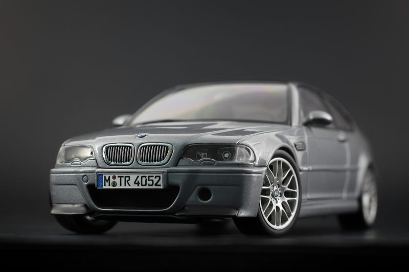 Illustration for article titled AutoArt E46 M3 CSL