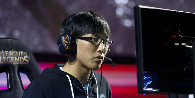 Illustration for article titled League Of Legends Pro Almost Quit Before Winning The U.S. Finals