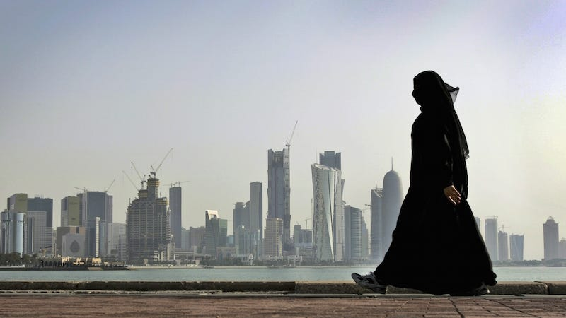 Illustration for article titled A Dutch Woman in Qatar Who Reported Her Rape Was Detained, Convicted for 'Illicit Sex'