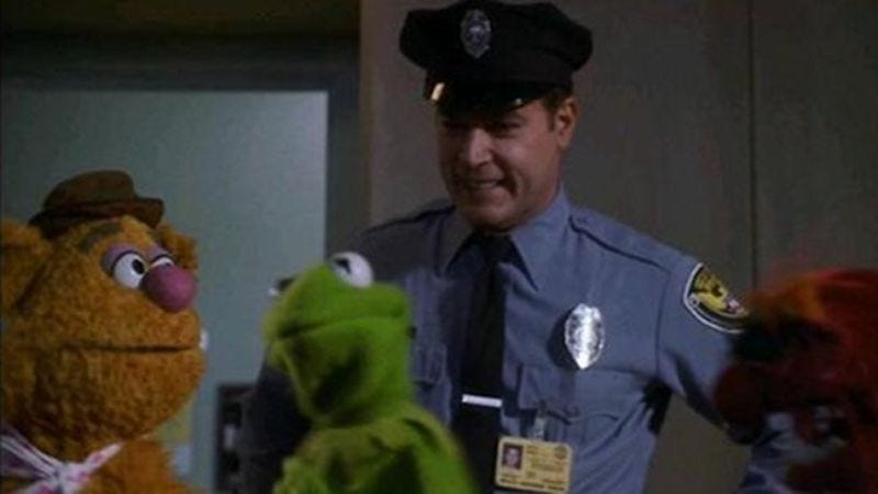Illustration for article titled Ray Liotta will be in the next Muppets movie, doing something