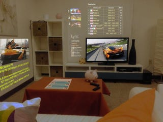 Illustration for article titled SurroundWeb: Microsoft's Plan To Cloak Your Living Room With Internet