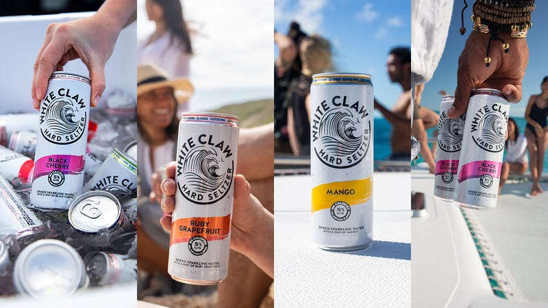 Why are people obsessed with White Claw?