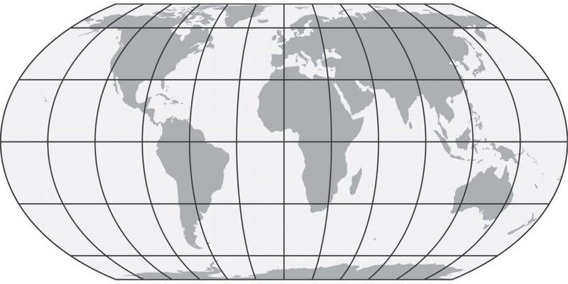 Illustration for article titled Tras siglos de debate, este nuevo mapa del mundo podría ser el más exacto hasta la fecha