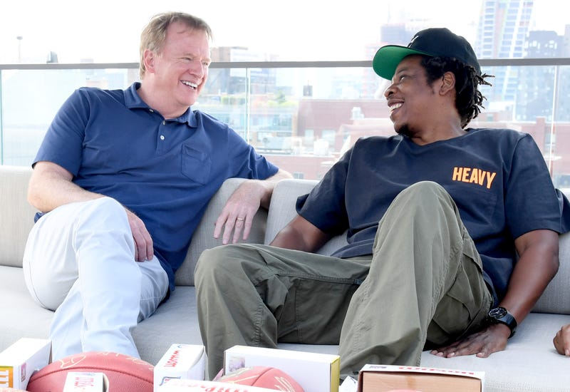 Image result for jay z + goodell