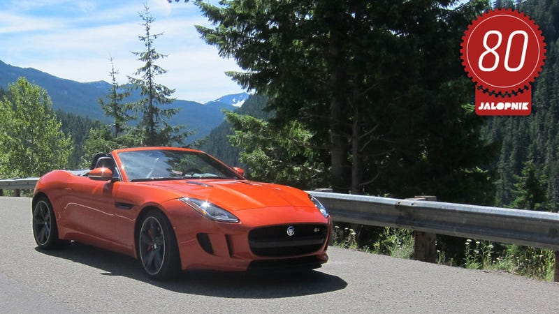 Jaguar Did An Awful Lot Of Things Very, Very Right With The New Jaguar  F Type. It Looks Fantastic, It Sounds Like The Devilu0027s Own V8 Powered  Sexbot, ...