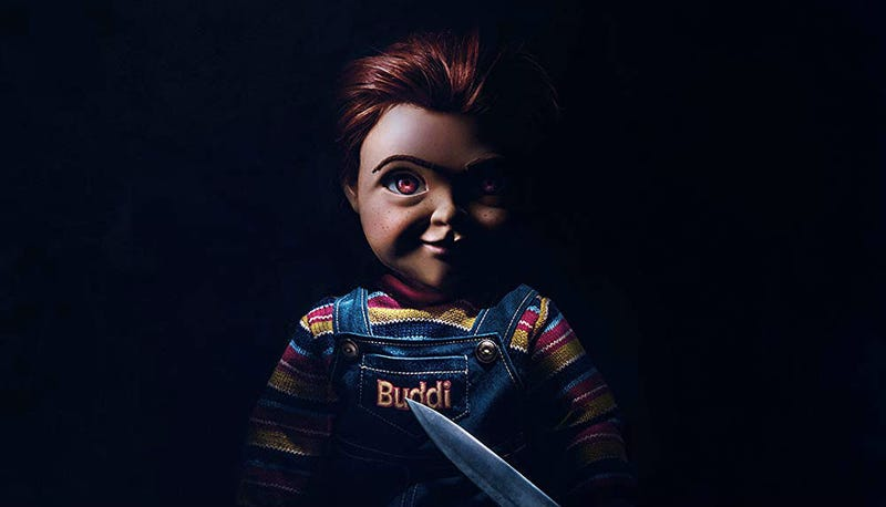 Mark Hamill voices Chucky in the new Child's Play.