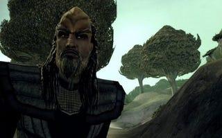 Illustration for article titled Gamers Pissed At Star Trek Online's Boring Klingons