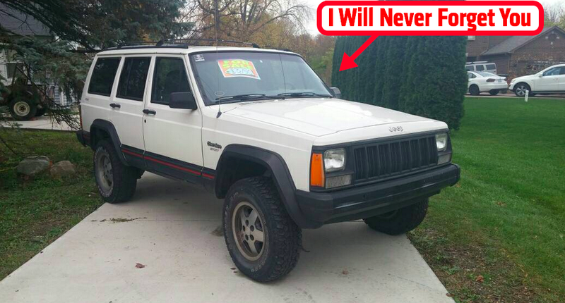 Illustration for article titled I Just Sold A Jeep I Loved And Now I'm Heartbroken