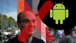 Illustration for article titled Breaking: Andy Rubin Is Out at Android