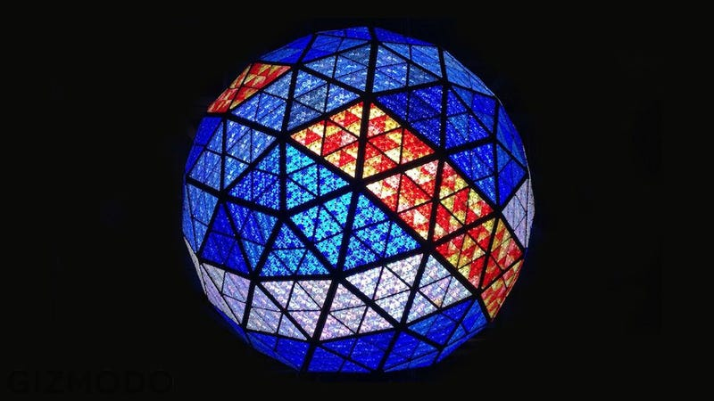 Illustration for article titled Inside the Design of the New Times Square New Year's Eve Ball