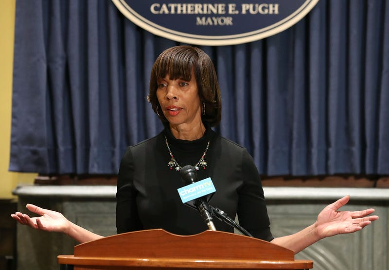 Illustration for article titled Baltimore Mayor Catherine Pugh Reportedly Not 'Lucid' Enough to Make a Decision on Resigning