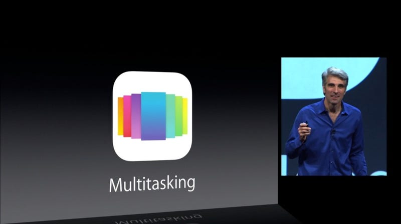 Illustration for article titled iOS 7 Adds Multitasking for All Apps