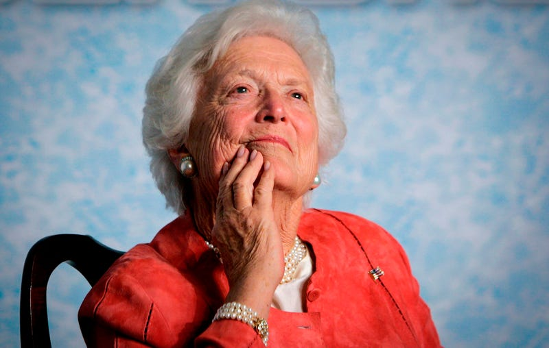 Illustration for article titled Former First Lady Barbara Bush Dead at 92
