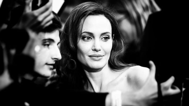 Illustration for article titled Man Claims Physical Contact With Angelina Jolie Almost Ruined Him