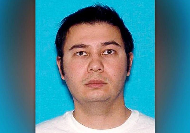 Matthew Riehl (Douglas County, Colo., Sheriff's Office/AP)