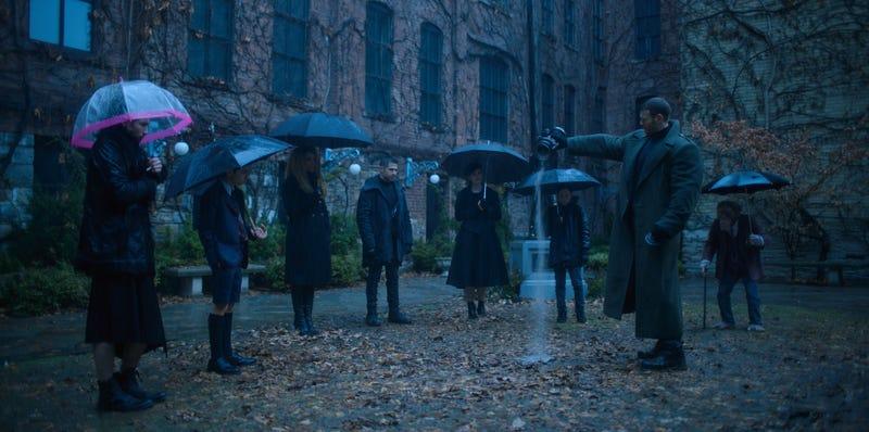 Illustration for article titled La extraña serie de superhéroes The Umbrella Academy regresará para una segunda temporada en Netflix