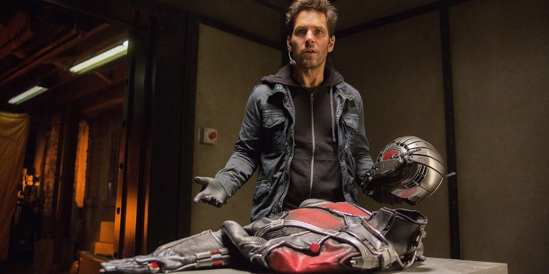 Illustration for article titled Un final diferente de Ant-Man revela detalles de las próximas películas