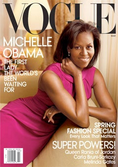 Illustration for article titled Michelle Obama To Do Another Vogue Cover?