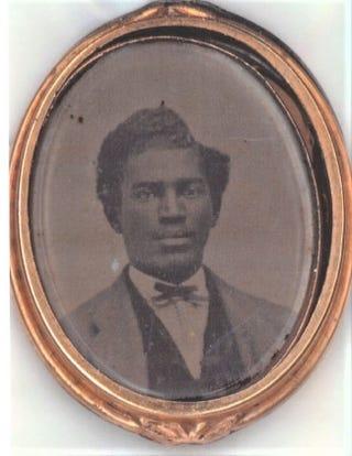 Edward Rutledge, son of Rebecca Primus Rutledge (family photo courtesy of Marcella Goode)