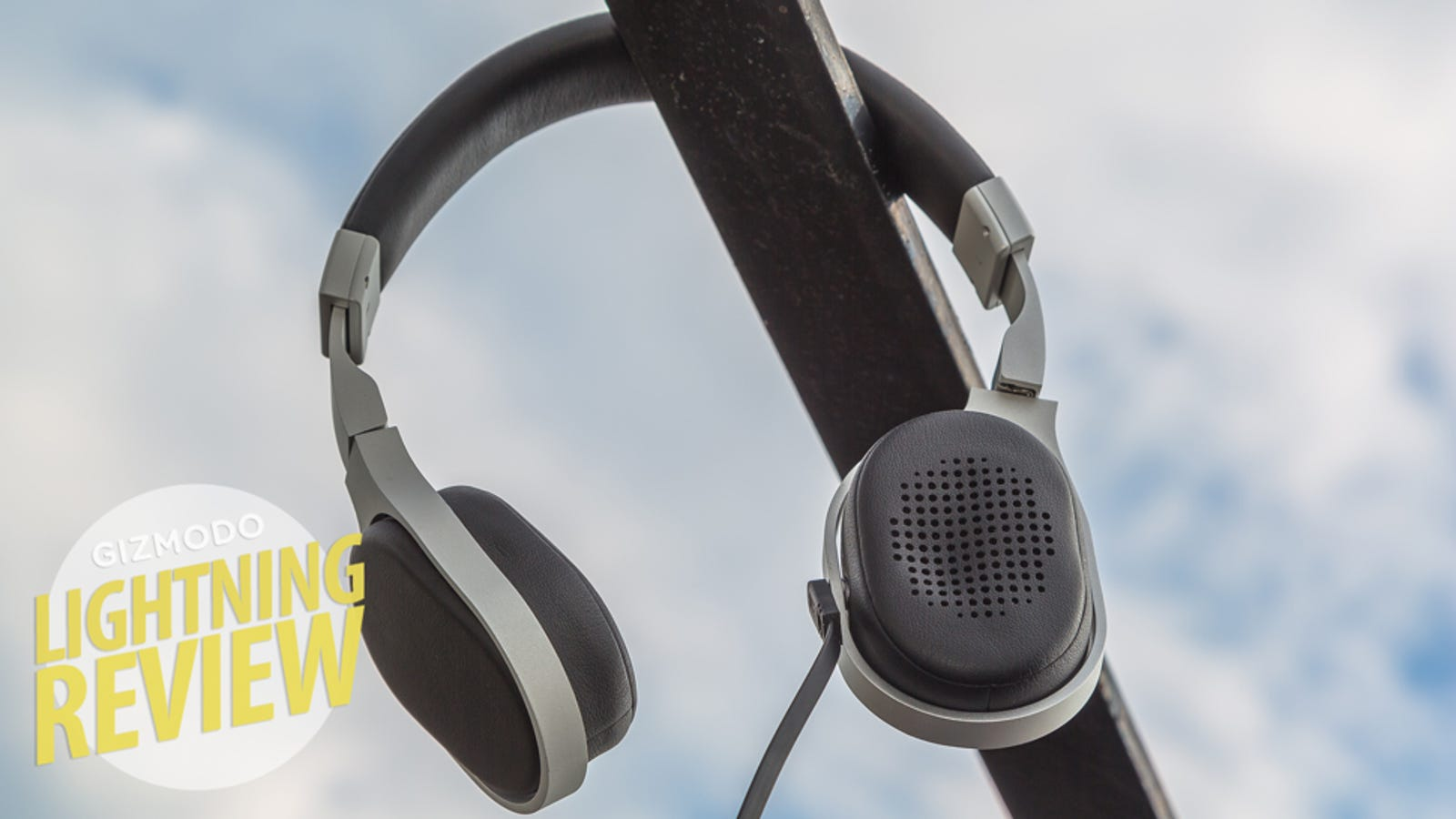 headphone extender angled - KEF M500 Headphone Review: Perfect Balance of Sound and Comfort