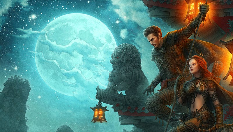 best of science fiction and fantasy art the chesley award finalists