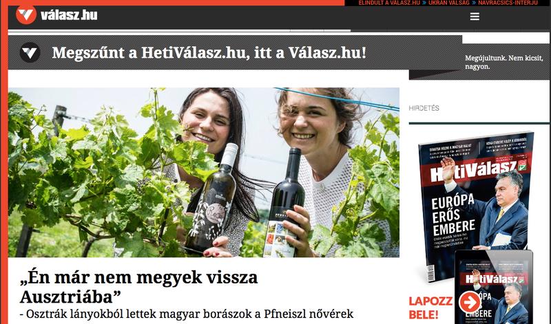 Illustration for article titled Megszűnt a Heti Válasz. Mármint online. Válasz van helyette