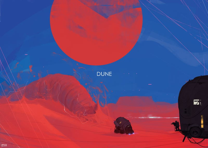 Illustration for article titled What Dune Should Look Like