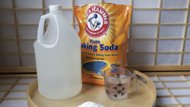 Homemade Drano Without The Harsh Chemicals
