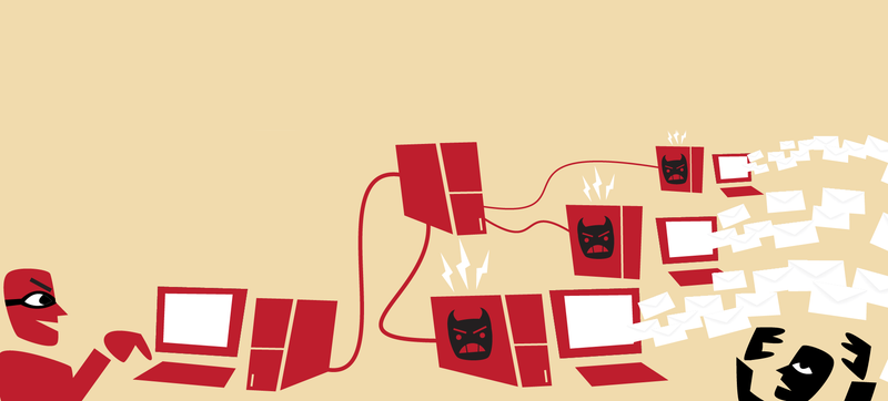 Illustration for article titled It Took Police Three Years to Fully Shut Down a Money-Stealing Botnet