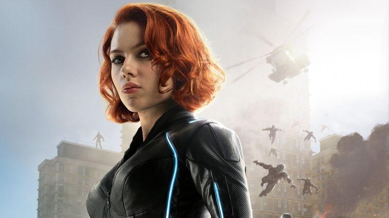 Photo: Scarlett Johansson (Avengers: Age Of Ultron)
