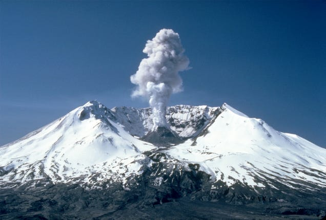 Is There Such A Thing As Volcano Season?