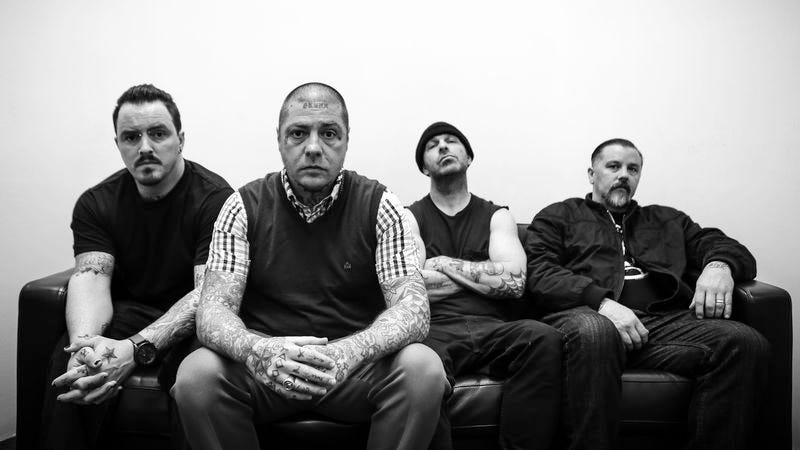 Illustration for article titled Rancid proves punk's not dead with …Honor Is All We Know