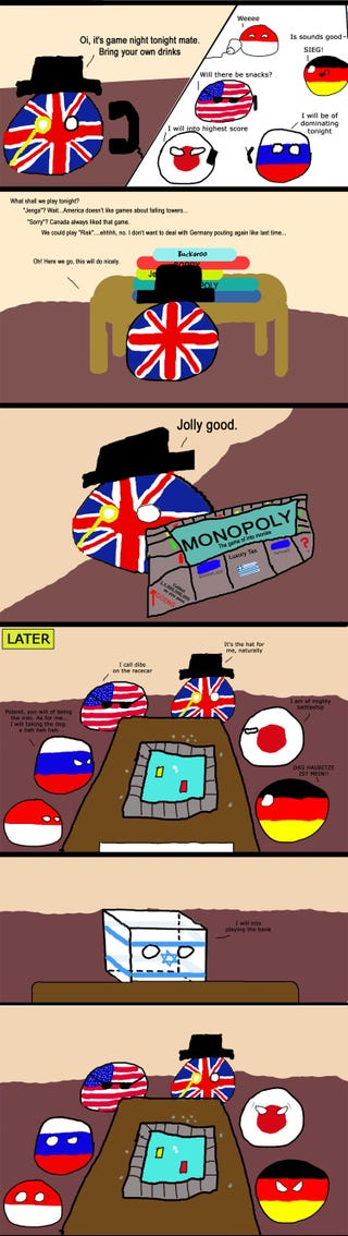 Illustration for article titled Late night Polandball
