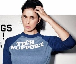 """Illustration for article titled And """"Comedy Week"""" Comes To A Close With An Angry Email From Sarah Silverman"""