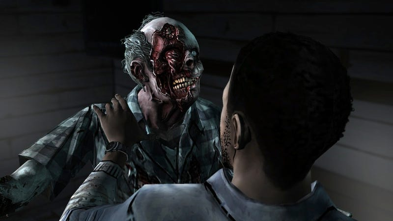 Illustration for article titled Telltale Promises That Season 2 Of The Walking Dead Will Be Less Buggy