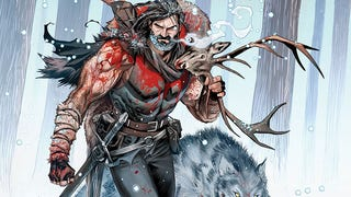 Grant Morrison's New Santa Claus Comic Is Just Total Madness