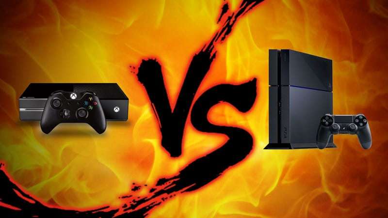 xbox one vs playstation 4 two years later