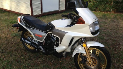 For $2,500, Could This 1982 Kawasaki AR80 Put Your Game Two