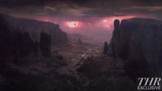 Illustration for article titled New Prometheus Images