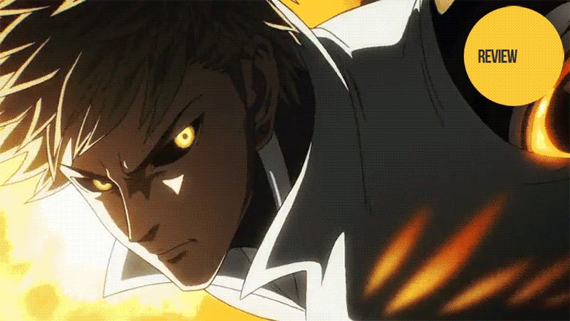 One-Punch Man is Superheroes, Comedy, and Over-the-Top Action