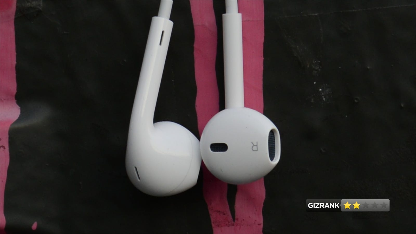 earbuds that hook around ear - Apple EarPods Review: Better! (But Still Garbage)