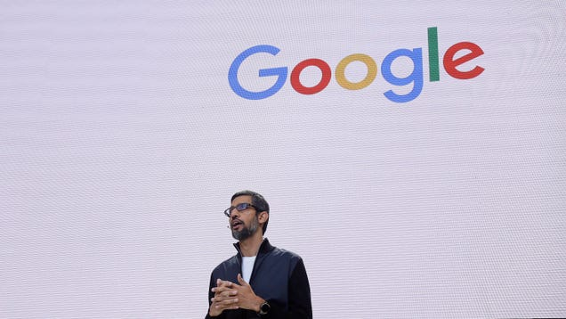 Google's Coolest Tech Is Getting Harder and Harder to See