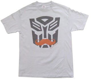 Illustration for article titled Transformers: Robots In Disguise T-Shirt