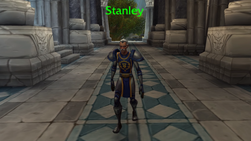 Azeroth is gonna feel a bit more excelsior soon.