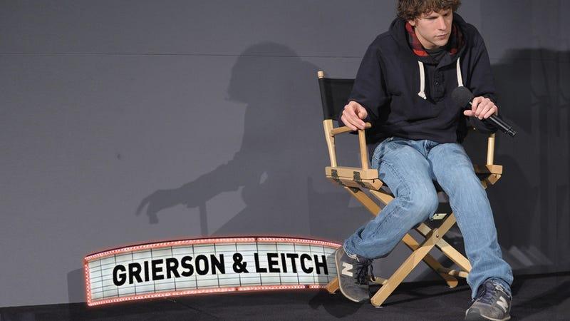 Illustration for article titled Let's Save Jesse Eisenberg's Career